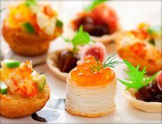 Suculento catering de primavera 55€