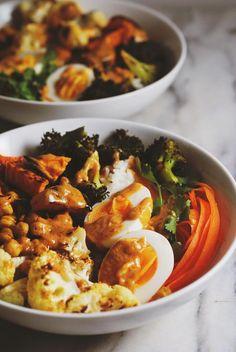 Vegan Dragon Bowl Recipe | The Blenderist