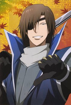 Never turn down a party from Masamune.