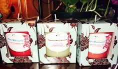 9 oz. 'Candle Poppy' Scented Soy Candles
