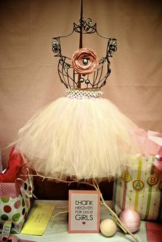 "Photo 23 of 35: Pretty in Pink Owl / Baby Shower/Sip & See ""Owls and tutu's"" 