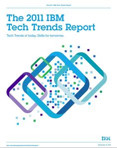 This is a report about what more than 4,000 IT professionals think are the next big trends in IT.