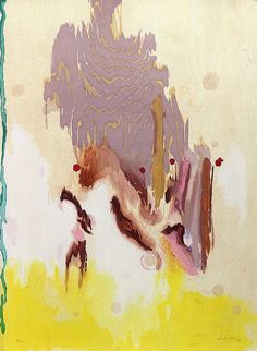 Print, Helen Frankenthaler - by Clars Auction Gallery