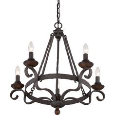 Found it at Wayfair - Pilgram 6 Light Candle-Style Chandelier ...