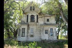 Abandoned home.