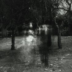 Ghosts; real or not? Some would debate.