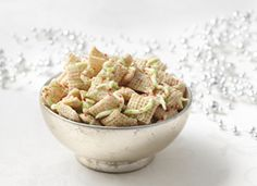 Sugar Cookie Chex® Party Mix from Chex.com - Home of General Mills' Chex Cereals and the Original Chex Party Mix