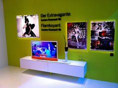 Galería de imágenes tienda Loewe, Flat Screen, Design Awards, Tent, Blood Plasma