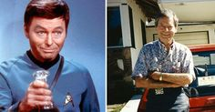 """""""I'm a Doctor! Not a..."""" Please join us in remember Deforest Kelley, Today would've been his 94th Birthday. #StarTrek"""