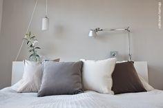 Colores neutros para una habitación perfecta para descansar