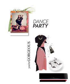 """""""Dance the night away"""" by fl4u ❤ liked on Polyvore featuring Marni, Emilio Pucci and CÉLINE"""