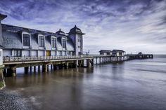 Penarth Pier by Steve Deakin on 500px