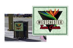 Westchester Town Center BID - Trash Signage