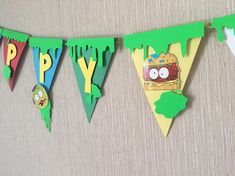 Grossery Gang Birthday Banner