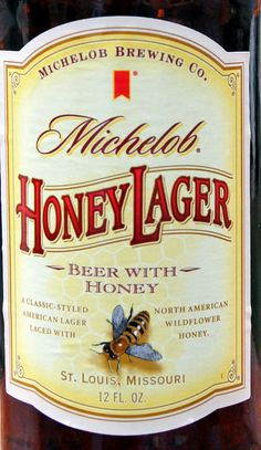 Michelob Honey Lager Beer