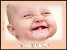 Ya es Viernes!!