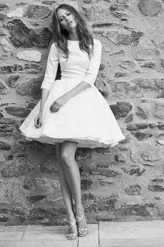 Modèle Alexis, Delphine Manivet : Les plus belles robes de mariée 2016 - Journal des Femmes