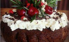 Nut-free, Gluten-free Paleo Christmas Cake - Sally-Ann Creed Real Cinnamon, Sally Ann, Organic Eggs, Cake Tins, Nut Free, Coconut Flour, Food Processor Recipes, Paleo, Gluten Free