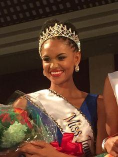 Sanneta Myrie Crowned Miss World Jamaica 2015