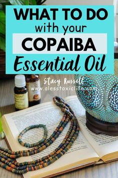 Learn the benefits and uses of Copaiba. Get copaiba recipes, uses, and blends for your diffuser and home. Copaiba Oil, Copaiba Essential Oil, Essential Oils Guide, Essential Oil Uses, Young Living Essential Oils, Essential Oil Diffuser, Essential Oils For Migraines, Doterra Oils, Yl Oils