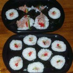 Nori Sushi Roll @ allrecipes.com.au