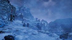 Snow Fortress, Andrea Bigatti on ArtStation at…