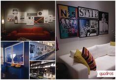 Tendências Casa Cor SP - 2013: quadros #casacor #tendencia #casadasamigas #decor #quadros