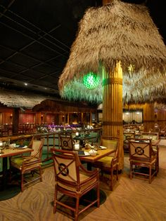 """""""Mai Tais I Have Known and Loved"""" -By Mary Ann Davidson (photo: Tonga Room at the Fairmont San Francisco) #cocktails #travel"""
