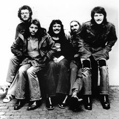 Stealers Wheel are a Scottish folk rock/rock band formed in Paisley, Renfrewshire in 1972 by former school friends Joe Egan and Gerry Fafferty.