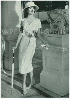 Vogue Australia 1957