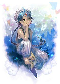 Magi - Aladdin