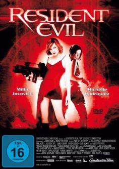 Resident Evil Genesis  2002 USA,UK,Germany,France      Jetzt bei Amazon Kaufen Jetzt als Blu-ray oder DVD bei Amazon.de bestellen  IMDB Rating 6,6 (126.630)  Darsteller: Milla Jovovich, Colin Salmon, Michelle Rodriguez, Eric Mabius, James Purefoy,  Genre: Action, Horror, Sci-Fi,  FSK: 16