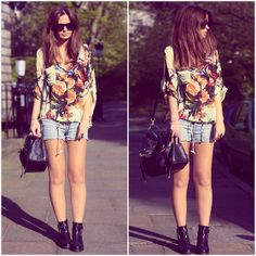 floral. ♥