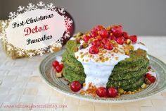 Post Christmas Detox Pancakes - TITLE