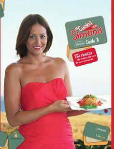 In Cucina con Simona  230 ricette dalla tradizione della nonna alla cucina internazionale