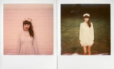Polaroid  beckii cruel by Phil Kneen