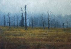 Terry Gardner – Spring After The Fire 28×40
