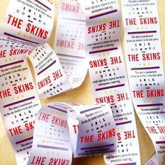 Printing label satin #satinlabel #printingsatin #printinglabel