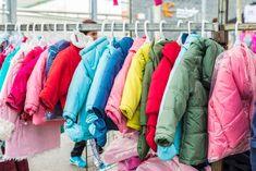 Children S Clothing Store At A Flea Market Editorial Stock Photo - Image of market, fetish: 46319258 Fleas, Baby Car Seats, Winter Jackets, Stock Photos, Marketing, Oslo, Retro, Children, How To Wear