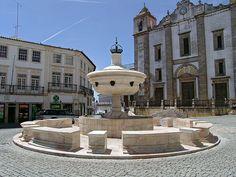Fonte de Santo Antão - Portugal