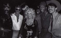 Super Seventies - Dolly Parton with the Village People