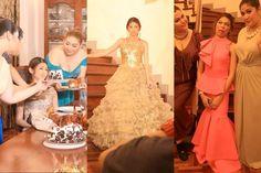 Maine Mendoza ❤ Yaya Dub Pictorial for Eat Bulaga Pa Eat Bulaga, Maine Mendoza, Alden Richards, Wedding Dresses, Fashion, Bride Dresses, Moda, Bridal Gowns, Fashion Styles