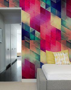 byy byy july ~ Pattern Wall Tiles