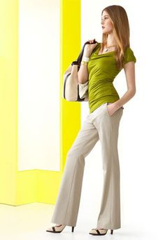 Banana Republic, how do I love this outfit!