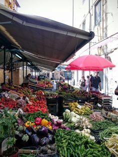 Fresh market veg,  Pisa - Italy