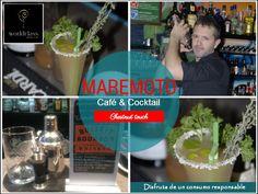 #WorldClass15 #Chestnuttouch @MaremotoCafe @Chusbartender