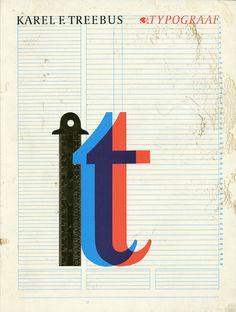 Karel F. Treebus : Typograaf