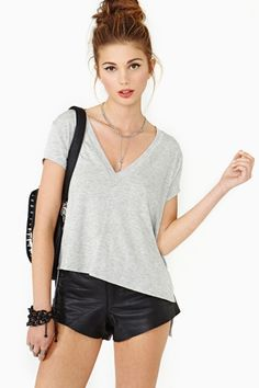 Lazy Daze Tee by Nasty Gal