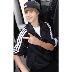 Justin Bieber Arrived in Toronto for MMVAs June 19,2010 — JUSTIN... via Polyvore