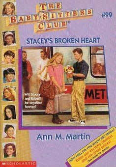 #99 Stacey's Broken Heart - Is Stacey's relationship with Robert over?